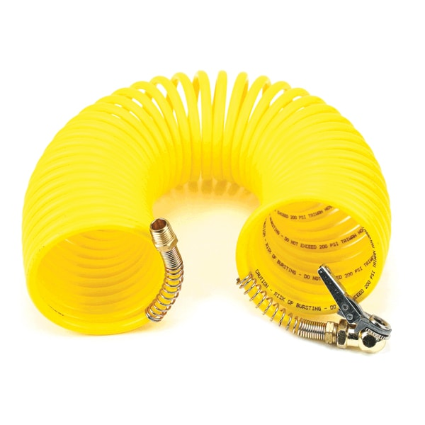 35ft. Coil Hose with Air Chuck photo