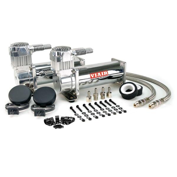 Dual-444C-Chrome-Compressors
