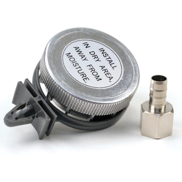 Remote Inlet Air Filter Metal photo