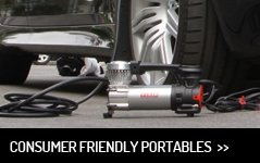 Viair's Consumer Friendly Portables Product Video