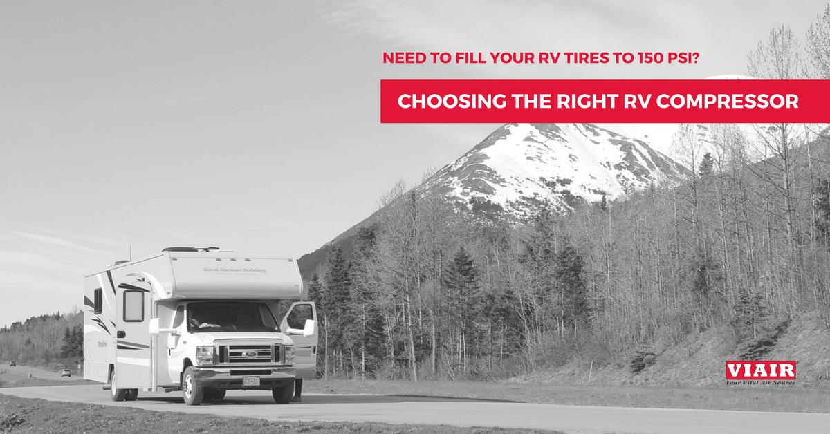 Choosing the Right Compressor RV Photo