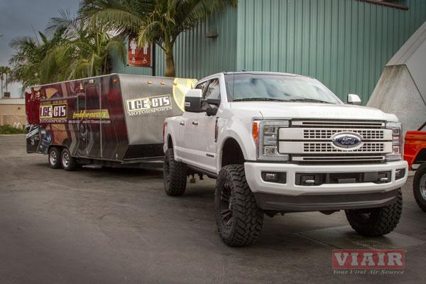 LGE CTS Truck Photo