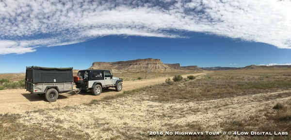 East Coast Overland Adventures Lifestyle Blog Jeep Photo