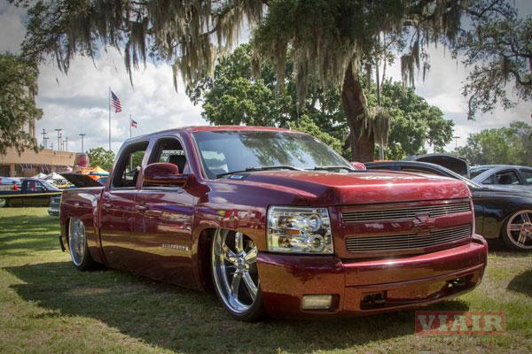Truck at Scrapin The Coast 2018